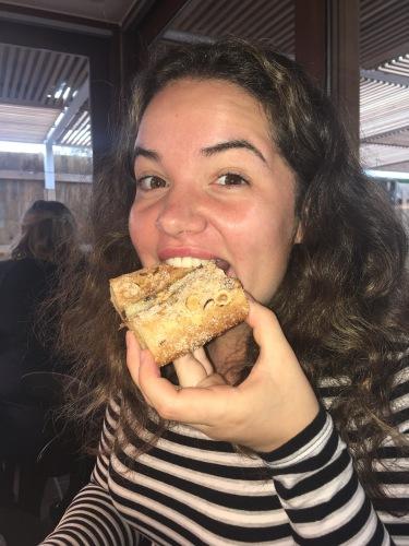 First Danish Pastry! YUM!